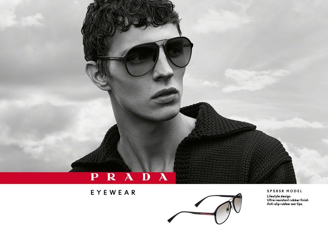 7aa9893d42cc Prada Linea Rossa brillen kopen in Reet en Putte